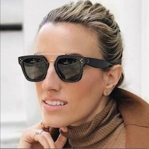 Celine Accessories - Celine Bridge Sunglasses
